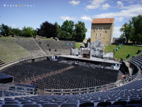 Amphitheatre of Avenches
