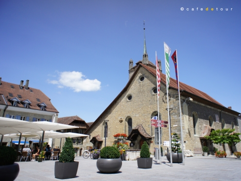 Avenches Church